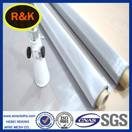 China High Flexibility 304 L Plain Weave Sstainless Steel Wire Cloth Low Elongation Mesh supplier