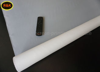 China High Tension 110 Polyester Mesh , Screen Printing Screens 220cm Width supplier