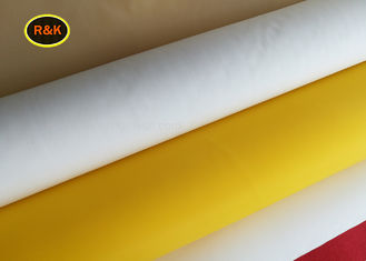 China Low Elongation Screen Printing Mesh Roll For Graphics Printing Multi Function supplier