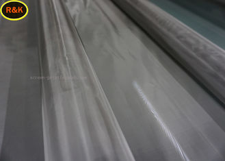 China Screen Printing Screen Material 110 Screen Printing Mesh Abrasion Resistance  supplier