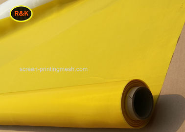 China High Tension Polyester Screen Printing Mesh Roll For Electronic Components Printing supplier