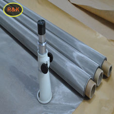 China 316 / 316L High Tension Stainless Steel Screen Printing Mesh For Ink Printing supplier