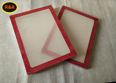 China Different Sizes Aluminium Screen Printing Frames With Mesh 2Cm Thickness supplier