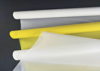China 25 37 75 90 100 120 160 Micron Nylon / Polyester Materials Needed For Screen Printing supplier