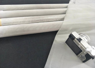 China Stainless Steel Silk Screen Printing Mesh 1.0-2.0m Roll Width Plain Weave supplier