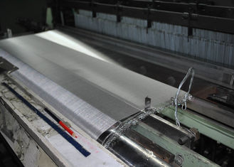 China Electronic Components Chips Stainless Steel Screen Printing Mesh 75 Micron 48 Inch supplier