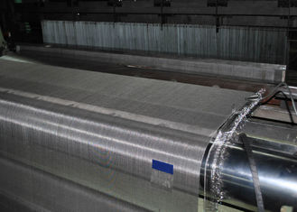 China SUS304N Stainless Steel Mesh Cloth , Ultra Thin Stainless Steel Wire supplier