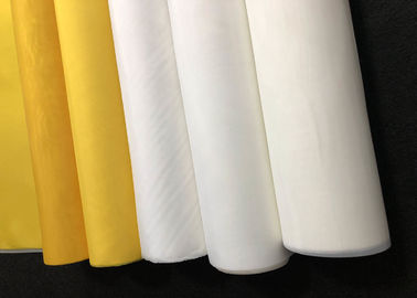 China Multi Purpose Synthetic Screen Printing Mesh Material , Aluminum Mesh Screen Roll supplier