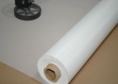 China 100% Polyester Silk Thermal Screen Printing Mesh 49-440 Micron Thickness supplier