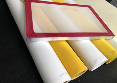 China 48*58CM Silk Screen Aluminum Frame With 200 Mesh Screen Printing Equipment supplier