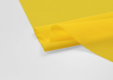 China Yellow Monofilament Polyester Screen Printing Mesh Polyester Bolting Cloth Textile Printing supplier