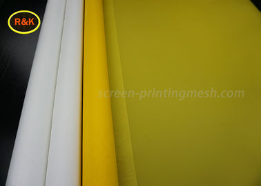 High Tension 25 Micron Silk Screen Printing Mesh With ISO 9001 / SGS Certificate