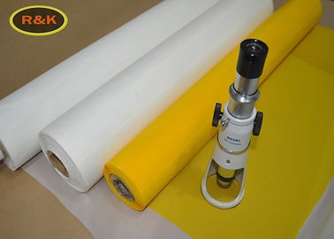 90T-48Wire Width1.5m Polyester High Tension Screen Printing Mesh Guide