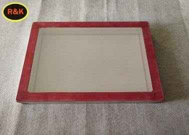 High Hardness Aluminium Screen Printing Frames / Custom Screen Frames