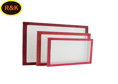 Customized 20 * 24 Inch Aluminum Material Frame For T- Shirt Silk Screen Printing