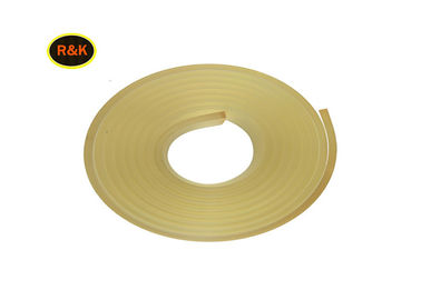 9mm Thickness Squeegee Rubber Screen Printing Materials 3.66m / 4m Roll