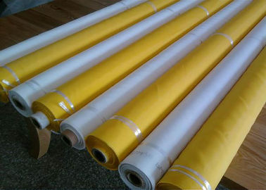 China 100 Mesh Polyester Filter Mesh Screen Roll 39 T 55 Micron Plain And Twill Weave factory