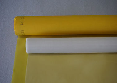 China 100% Polyester Filter Pieces Mesh White Color Deep Processing Products factory