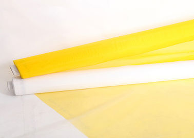Factory Price 100T-48W Yellow Polyester Wire Mesh For Glass Printing
