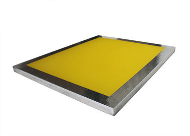 Factory Manufacturer Aluminum Silk Screen Printing Frame With 64T Polyester Mesh