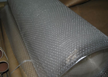 High Flexibility Stainless Steel Screen Printing Mesh Roll 100 Microns For Chemical Industry