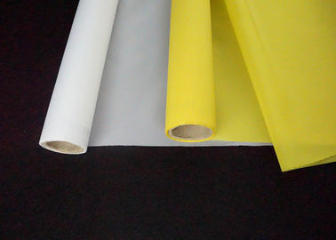 100% Polyester Mesh Screen Silk Screen Printing Mesh For PCB Printing