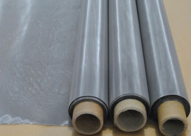 High Corrosion Resistance Stainless Steel Woven Wire Mesh For Textile Printing