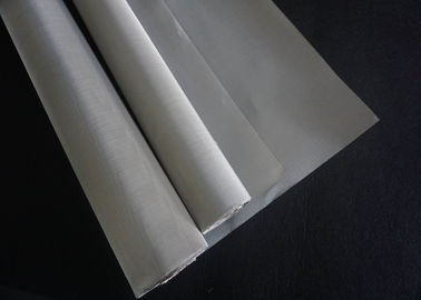 Ss 304 / 316 Grade Stainless Steel Wire Mesh Screen For Glass Printing