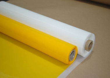 China Yellow White Color Thermal Screen Roll 70 Mesh High Tension FDA / SGS Approved factory