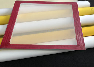 High Air Permeability Silk Screen Aluminum frame / A4 Screen Printing Frame