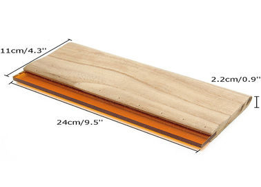 Anti Resistance Screen Printing Squeegee Blades For Silk Mesh Aluminum