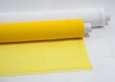 China Square Hole Silk Screen Mesh Roll , Monofilament Mesh Screen High Durability factory