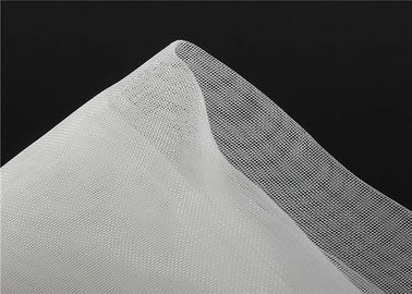 40-42 Micron Nylon Monofilament Mesh Fabric , Bolting Cloth For Screen Printing