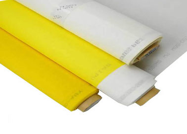 Screen Printing Screen Material 110 Monofilament Screen Fabric Good Diathermancy