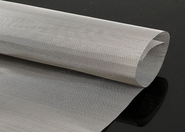 China 304 316 corrosion resistant 300 400 micron stainless steel screen printing mesh material factory