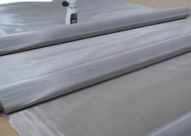 China 316 Stainless Steel Screen Printing Mesh Roll With High Tension For Cosmetics Printing factory