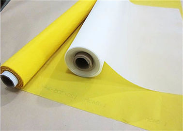 China 165T 165MM Width Reusable Textiles Silk Screen Mesh Roll 100% Polyester factory