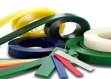 China Good Blade Polyurethane Screen Printing Squeegee Blades High Performance factory