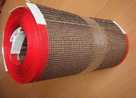 PTFE Coated Teflon Conveyor Belt Teflon Coated Fiberglass Conveyor Belt