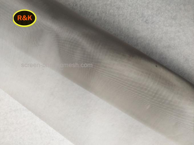 SUS304N Stainless Steel Mesh Cloth , Ultra Thin Stainless Steel Wire