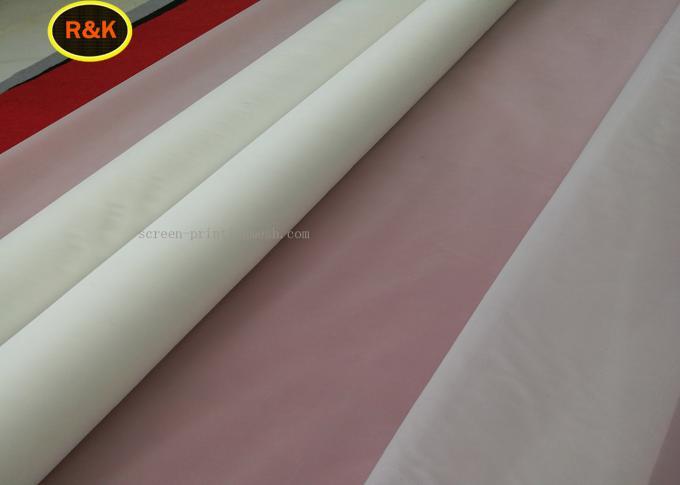 100% Polyester Screen Printing Fabric Mesh Material For Screen Printing On Fabric