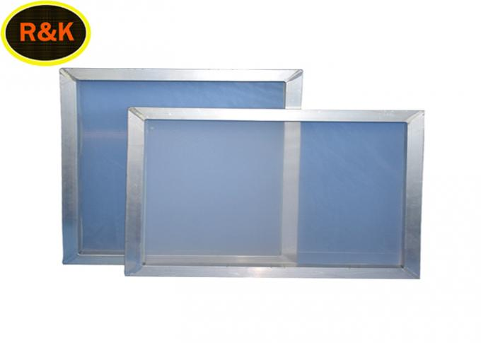 Sand Blasting Aluminium Screen Printing Frames for Advertisement / Display