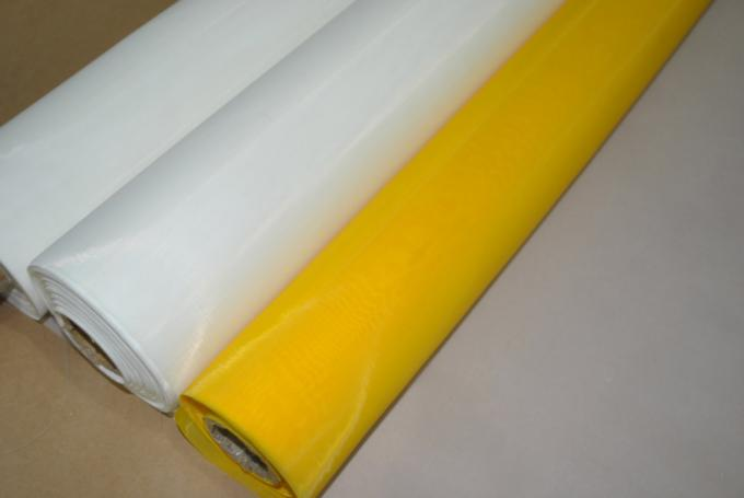 13-165T 33-420 Mesh Multi Spec Polyester Screen Fabric For Multi Function Printing