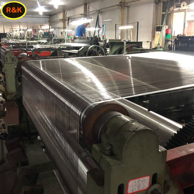 300 400 Mesh Plain Weave 316L Stainless Steel Wire Cloth Max 3.05m Width